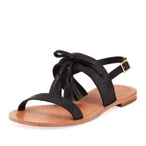 Kate Spade Carlita Black Sandals 6.5- never worn